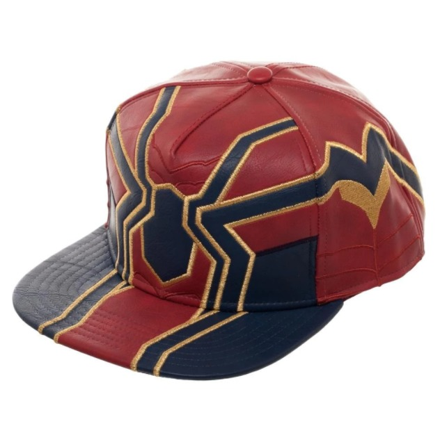 Avengers Infinity War: Iron-Spider Suit Up - Snapback Cap image