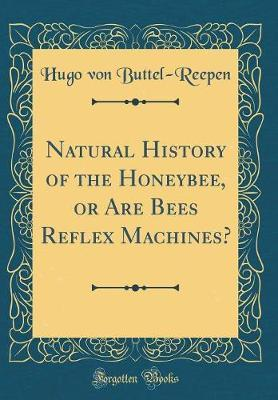 Natural History of the Honeybee, or Are Bees Reflex Machines? (Classic Reprint) by Hugo Von Buttel-Reepen