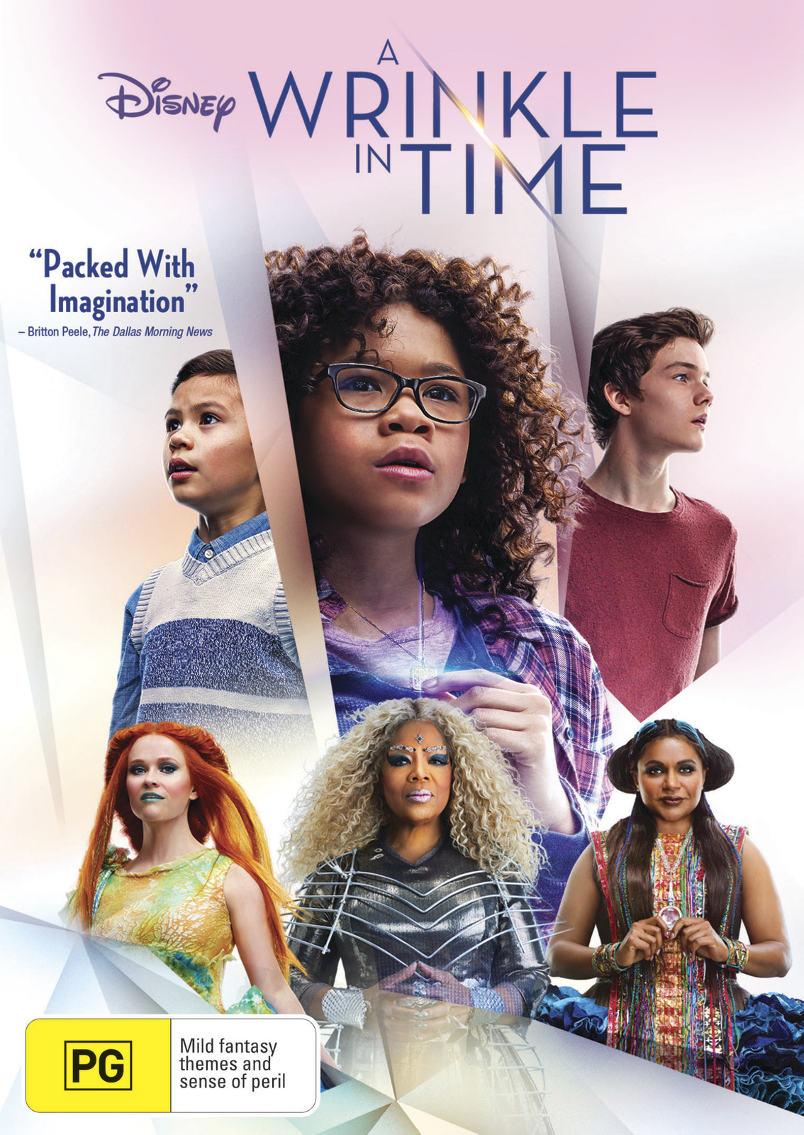 A Wrinkle In Time on Blu-ray image