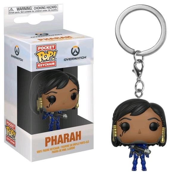 Overwatch - Pharah Pocket Pop! Keychain