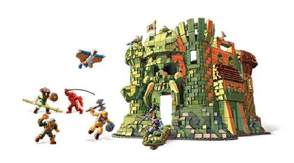 Mega Construx: MOTU Probuilder Set - Castle Grayskull