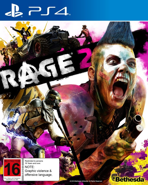 Rage 2 for PS4