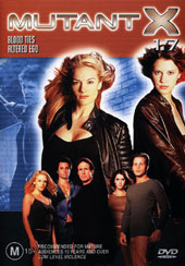 Mutant X 1.7 on DVD