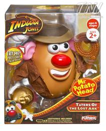 Mr Potato Head - Taters of The Lost Ark image