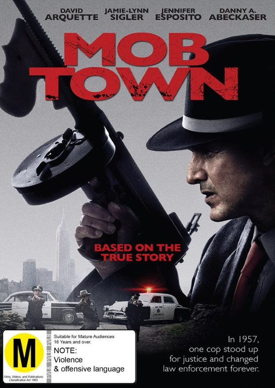 Mob Town on DVD
