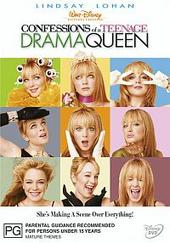 Confessions Of A Teenage Drama Queen on DVD