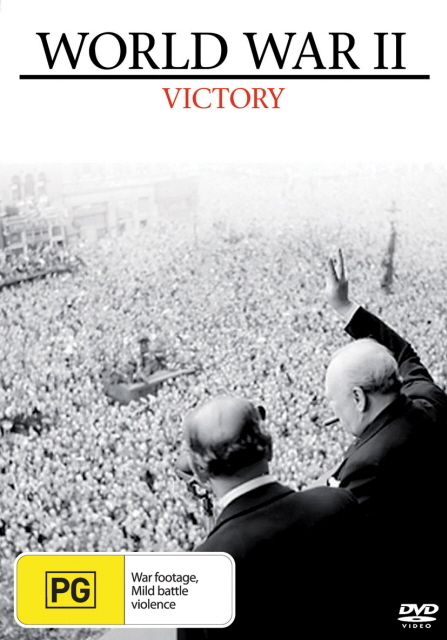 World War II - Victory on DVD