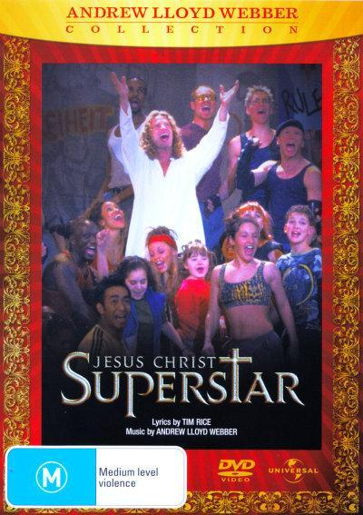 Jesus Christ Superstar (Stage Show) on DVD image