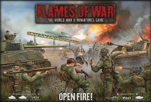 Flames of War: Open Fire! Starter Set