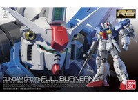 Gundam RG RX-78GP01Fb GP01 Full-Burnern 1/144 Model Kit
