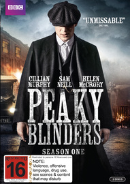 Peaky Blinders - Season 1 on DVD
