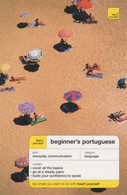 Teach Yourself Beginner's Portuguese by Sue Tyson-Ward image