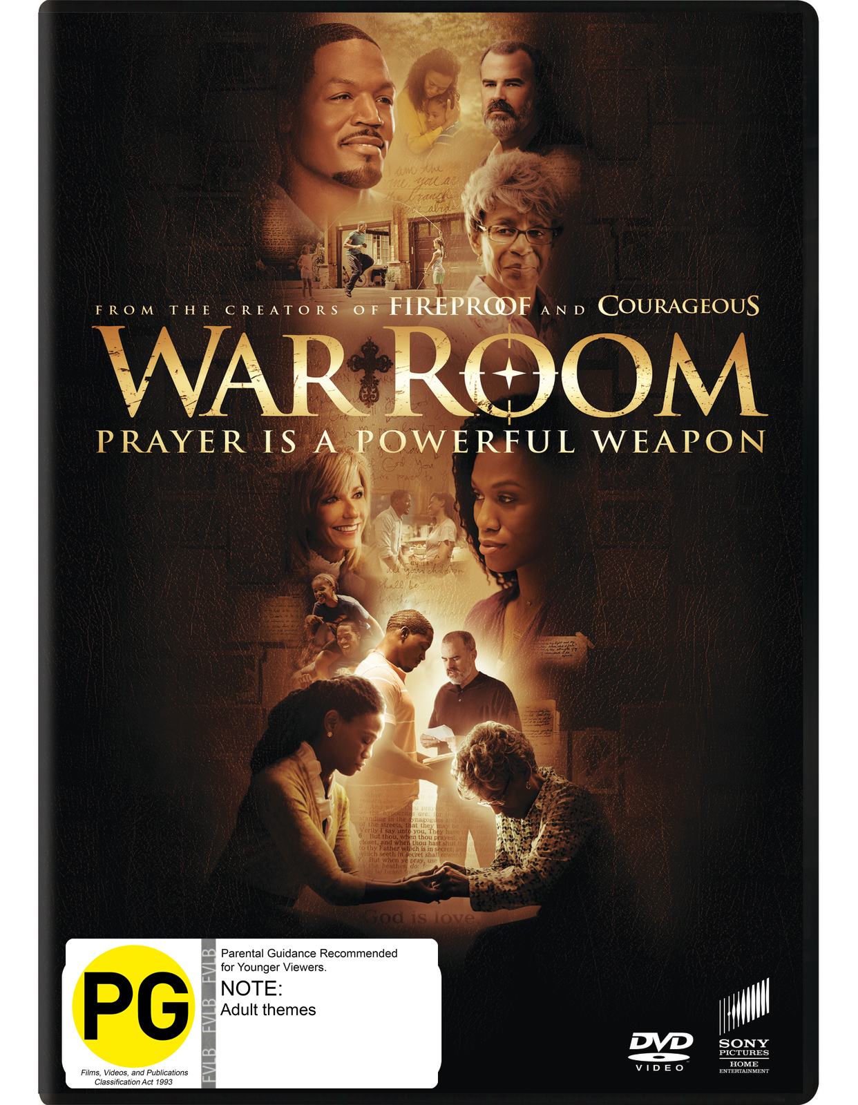 War Room on DVD image