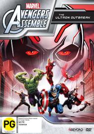 Avengers Assemble: The Ultron Outbreak (Season 2) on DVD