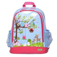 BobbleArt Small Backpack - Woodland
