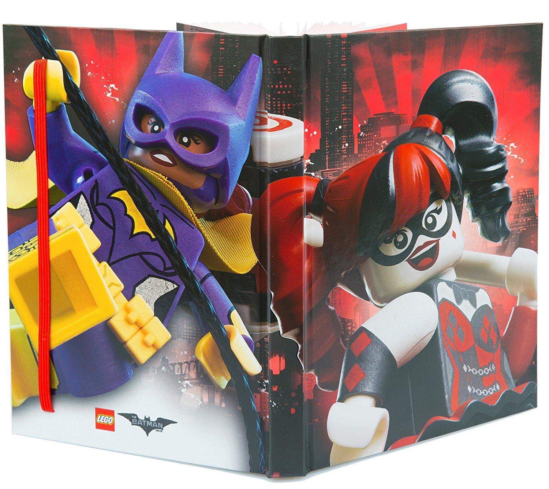 The LEGO Batman Movie: Themed Hardback Journal - Girls Rule image
