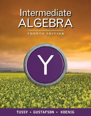 Intermediate Algebra by R. Gustafson image