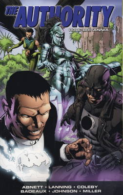 The The Authority by Dan Abnett image