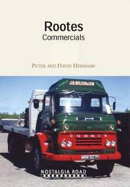 Rootes Commercials by Peter Henshaw
