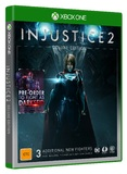Injustice 2 Deluxe Edition for Xbox One