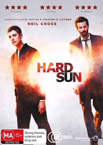 Hard Sun - Season 1 on DVD