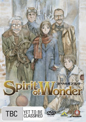 Spirit Of Wonder on DVD