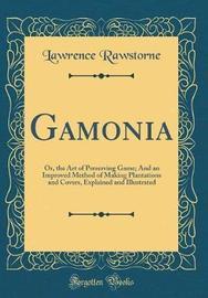 Gamonia by Lawrence Rawstorne image