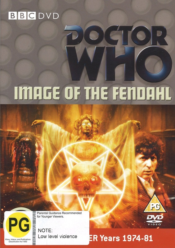 Doctor Who: Image of the Fendahl on DVD