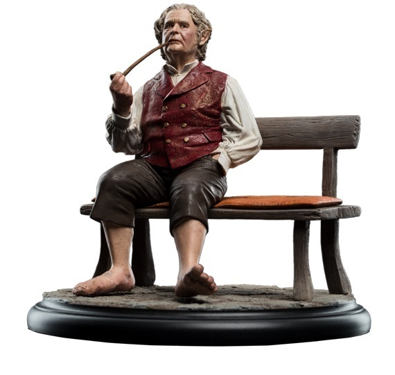 Lord of the Rings: Bilbo Baggins Mini Figure image