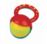 Halilit: Roller Ball - Rattle (Assorted Colours)