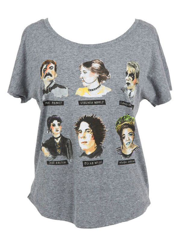 Punk Rock Authors (Dolman) - Women's X-Small