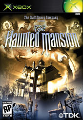 Disney's Haunted Mansion for Xbox