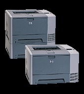 Hewlett-Packard HP LaserJet 2420n Printer 30ppm * Embedded network print server * Network printer