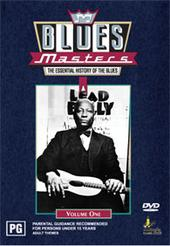 Blues Masters - The Essential History Of The Blues - Vol. 1 on DVD