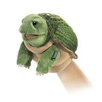 Folkmanis Hand Puppet - Little Turtle