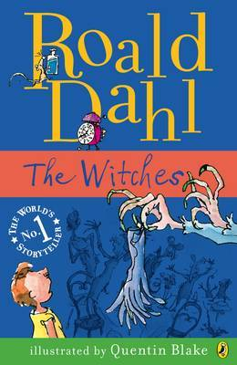 The Witches by Roald Dahl image