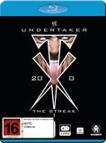 WWE Undertaker - The Streak on Blu-ray
