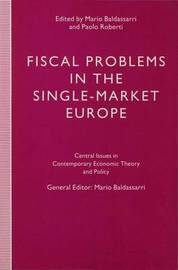 Fiscal Problems in the Single-Market Europe image