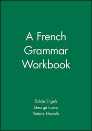 A French Grammar Workbook by Dulcie Engels image