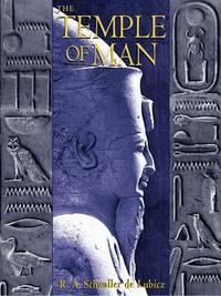 Temple of Man by R.A.Schwaller De Lubicz