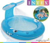 Intex: Whale Spray Pool