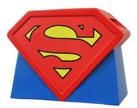 Superman - Ceramic Logo Cookie Jar