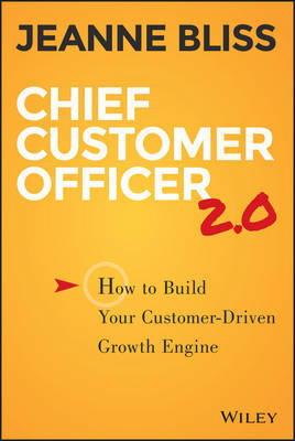 Chief Customer Officer 2.0 by Jeanne Bliss image