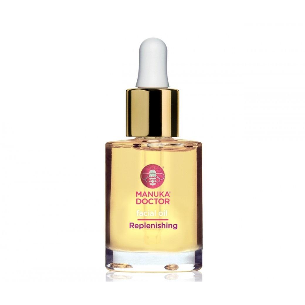 Manuka Doctor Facial Oils Replenishing Oil (25ml) image