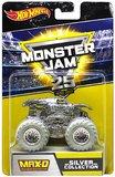 Hot Wheels: 1:64 Monster Jam Anniversary Vehicle (Chrome Maximum Destruction)