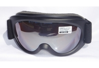 Mountain Wear Youth Goggles: Black (G2011)