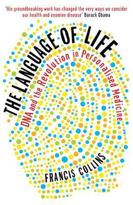 The Language of Life by Francis Collins image