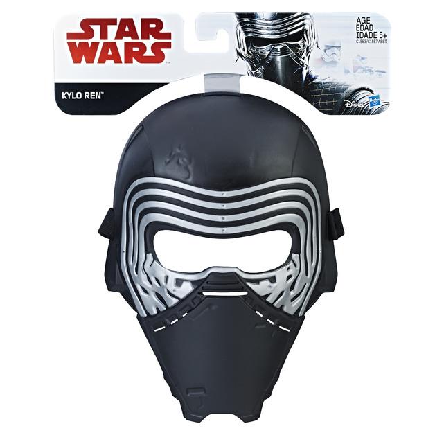 Star Wars: The Last Jedi Mask - Kylo Ren