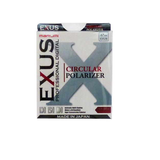 Marumi EXUS Circular Polarising Filter 67mm