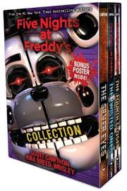 Five Nights at Freddy's Boxed Set by Scott Cawthon